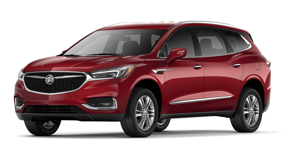 Buick Enclave Thumb