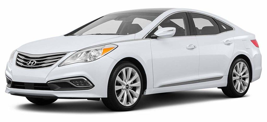 Hyundai Azera Image