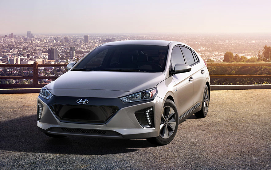 Hyundai Ioniq-Electric Thumb