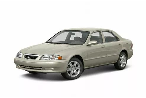 Mazda 626 Image