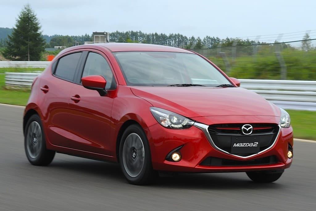 Mazda Mazda2 Image