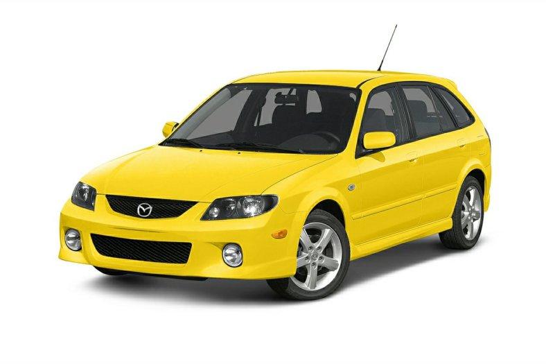 Mazda Protege Image
