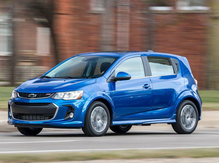 Chevrolet Sonic Image