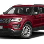 Ford Explorer Thumb