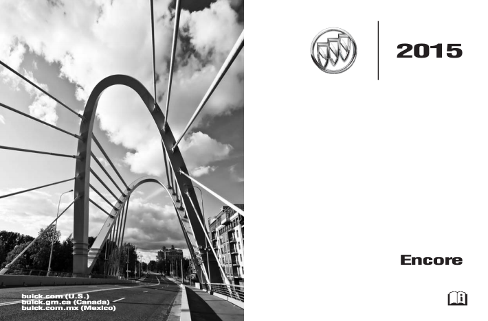 2015 Buick Encore Owner's Manual Image