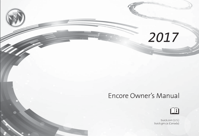 2017 Buick Encore Owner's Manual Image