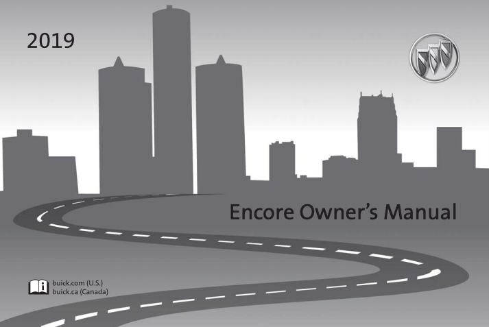 2019 Buick Encore Owner's Manual Image