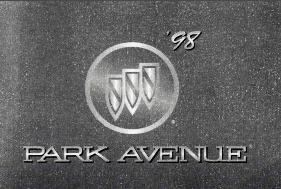 1998 Buick Park Avenue Owner's Manual Image
