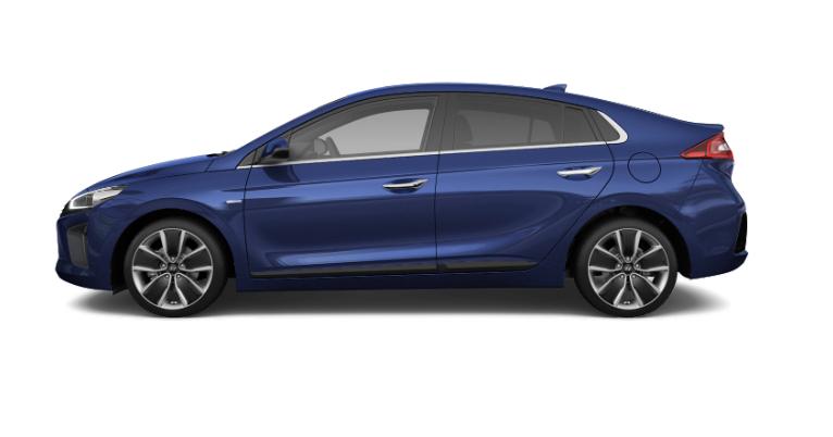 Hyundai Ioniq-Hybrid Image