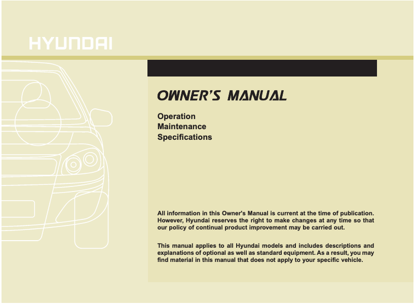2012 Hyundai Sonata Owner S Manual Sign Up Download Ownermanual
