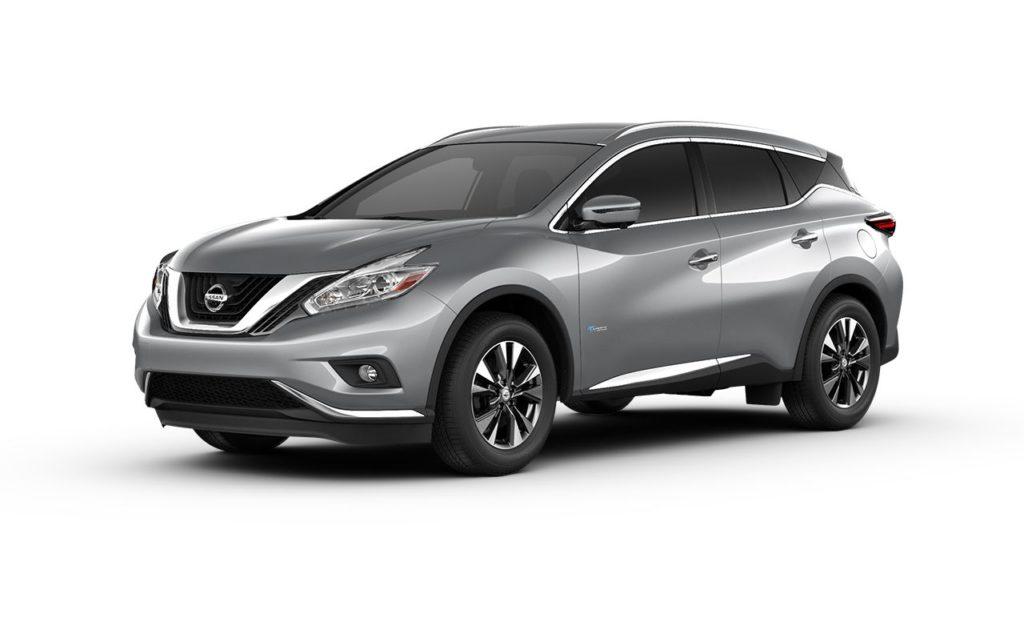 Nissan Murano Hybrid Image
