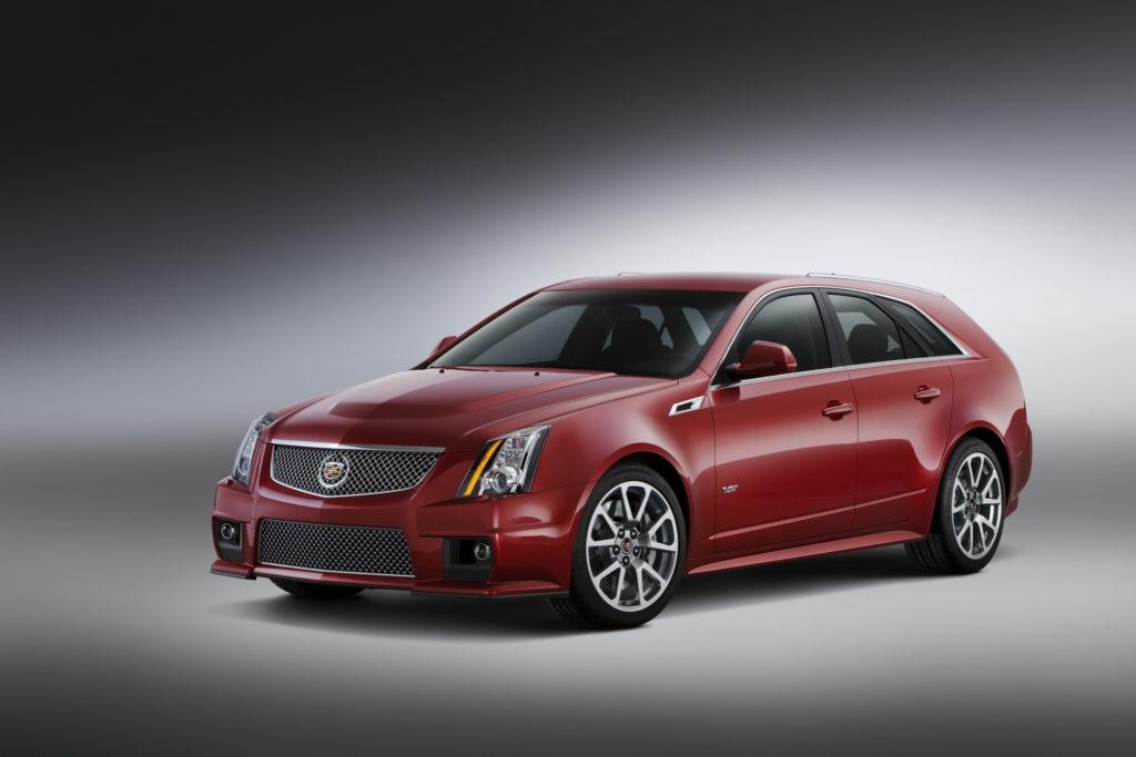 Cadillac CTS-V Wagon Image