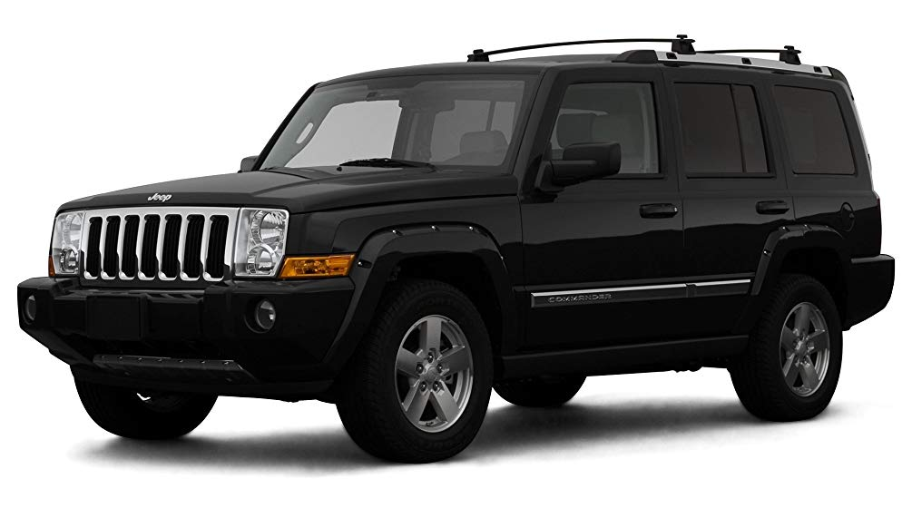 Jeep Commander Image