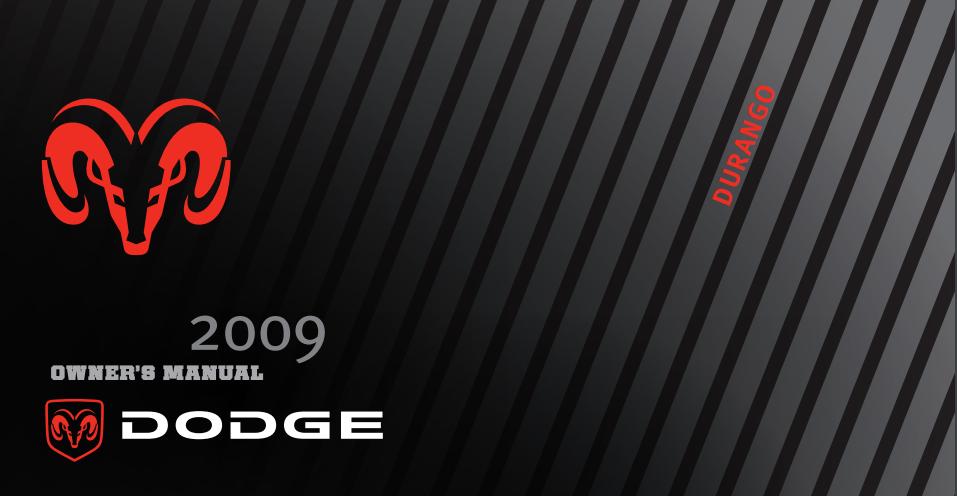 2009 Dodge Durango Image