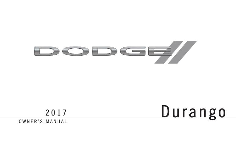 2017 Dodge Durango Image