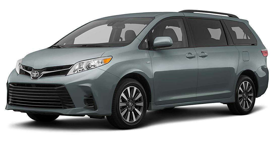 Toyota Sienna Thumb