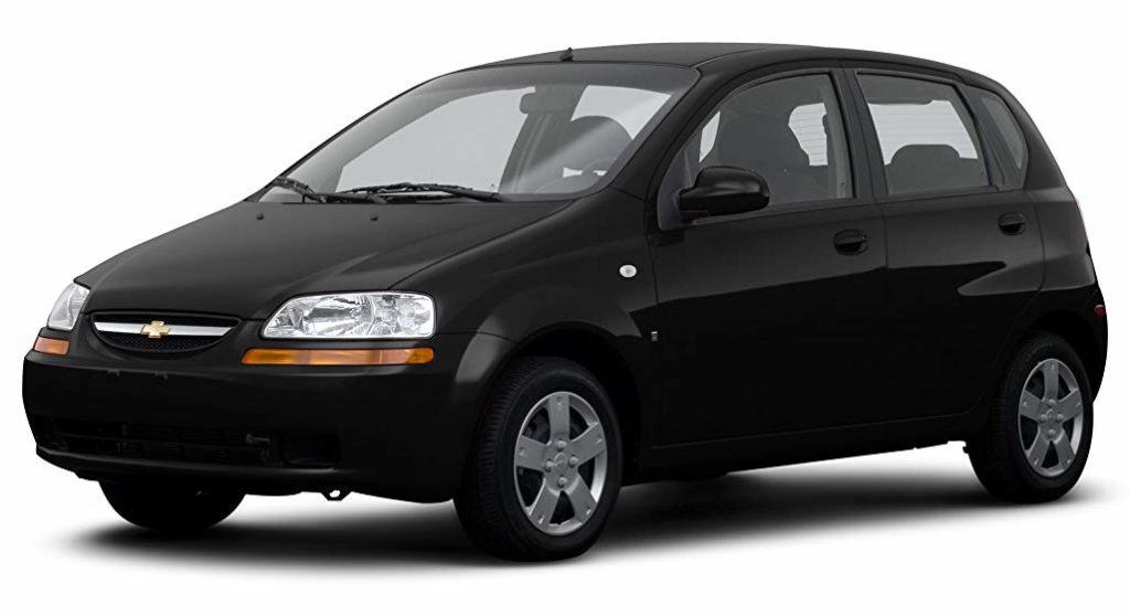 Chevrolet Aveo Image