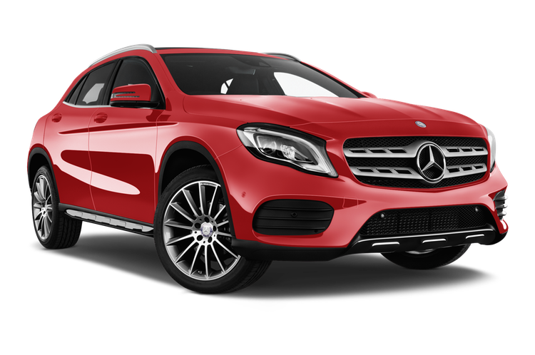 Mercedes Benz GLA Thumb