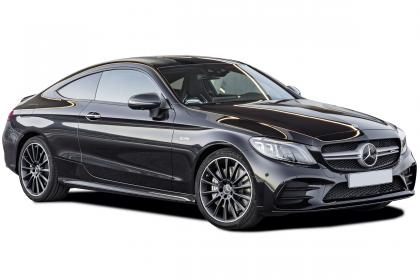 Mercedes BenzC-Class Coupe Thumb