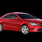 Mercedes Benz CLA Class Thumb