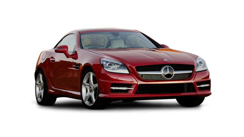 Mercedes Benz SLK Roadster Image