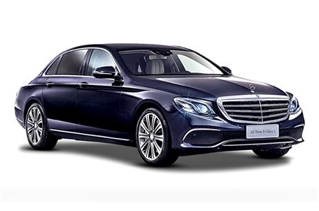 Mercedes BenzE-Class Thumb