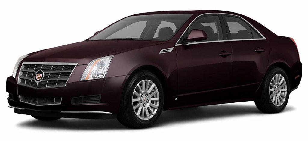 Cadillac DTS Image