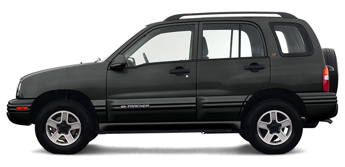 Chevrolet Tracker Thumb
