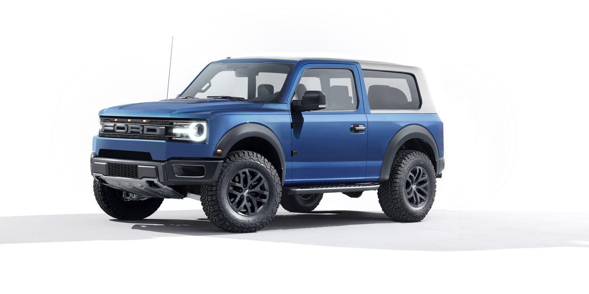 Ford Bronco Image