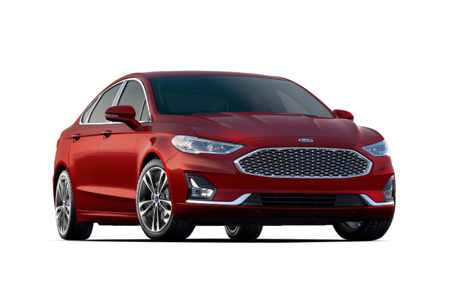 Ford Fusion Hybrid Image