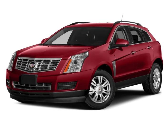 Cadillac SRX Image