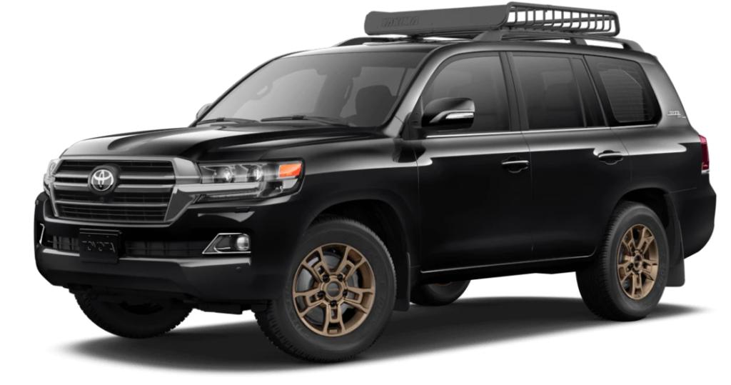Toyota Landcruiser Image