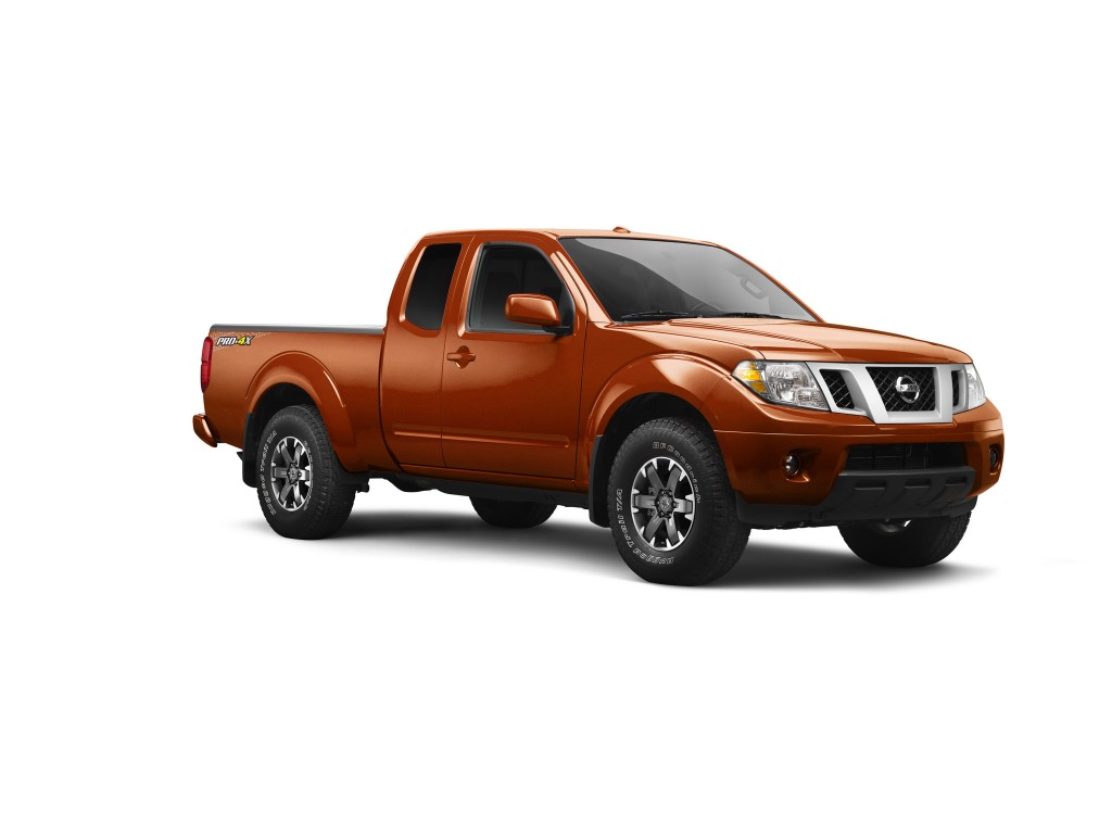 Nissan Frontier Thumb