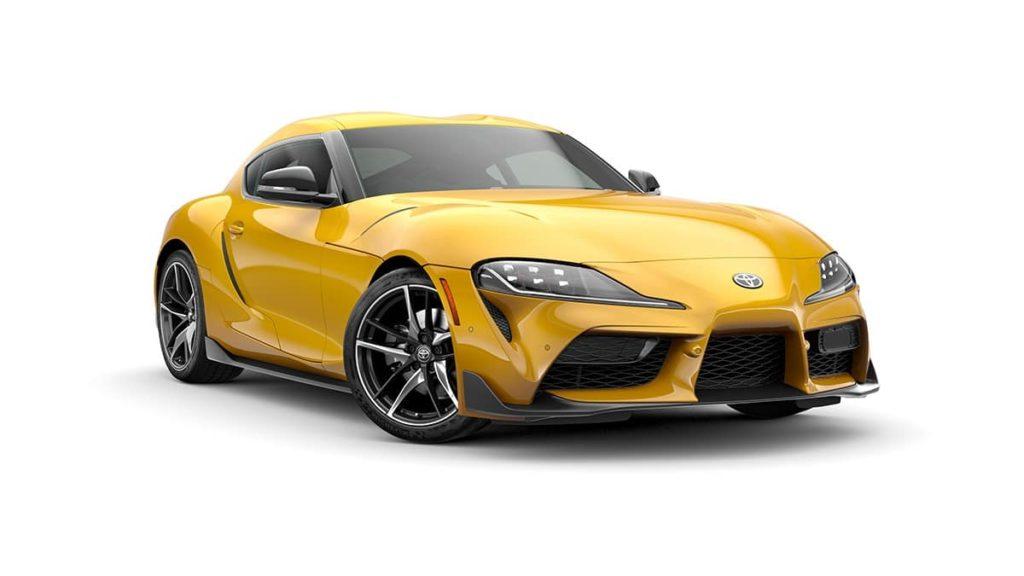 Toyota Supra Image