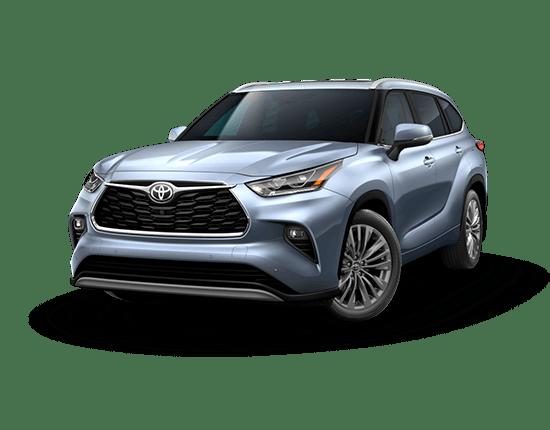 Toyota Highlander Image