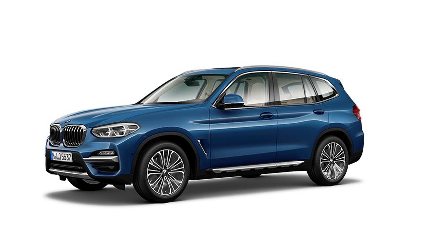 BMW X Series Thumb