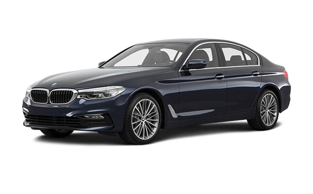 BMW 5 Series Thumb