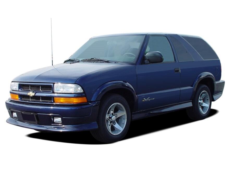 Chevrolet Blazer Thumb