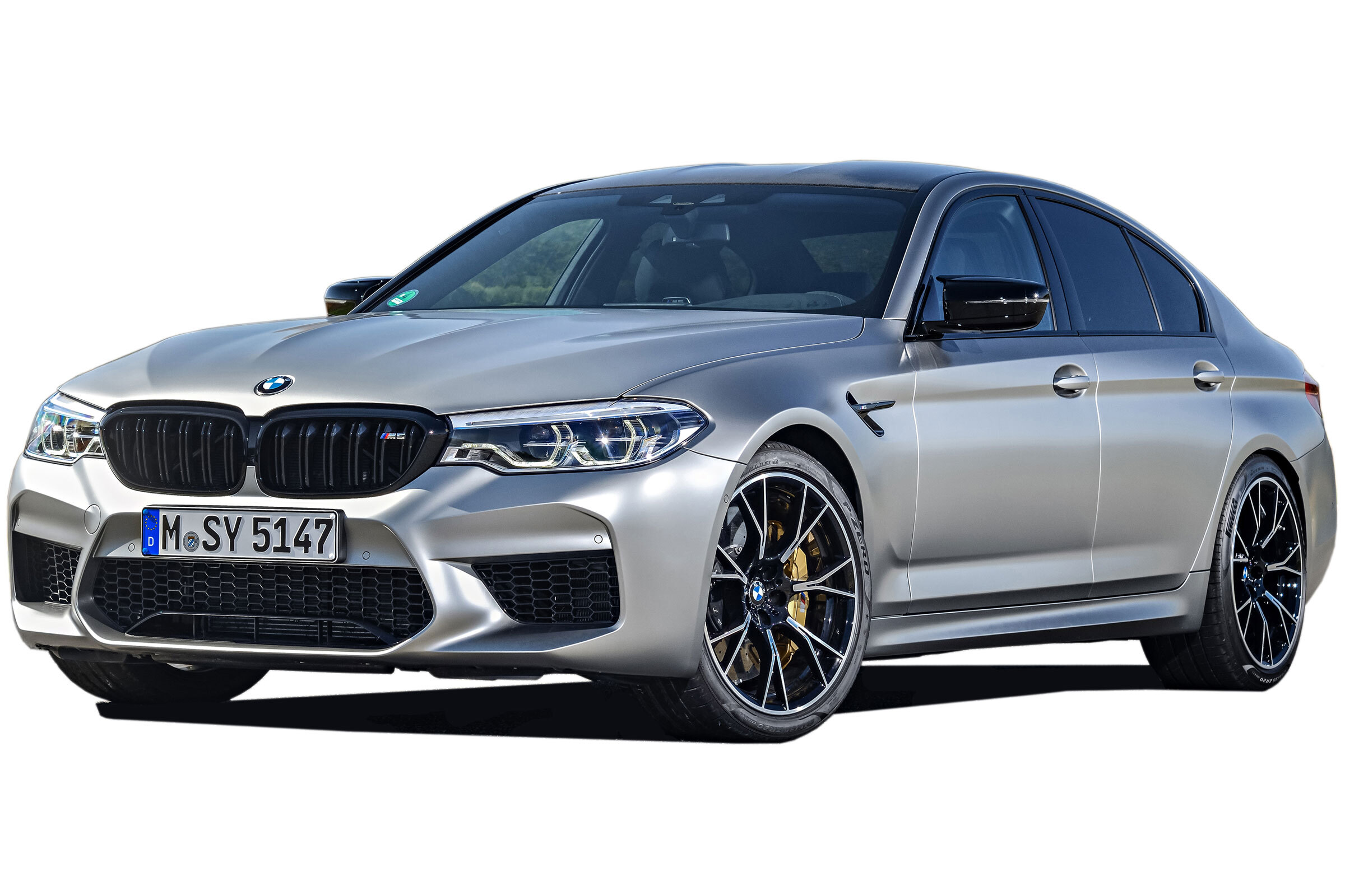 BMW M5 Thumb