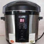 AEG Electric Pressure Cooker Thumb