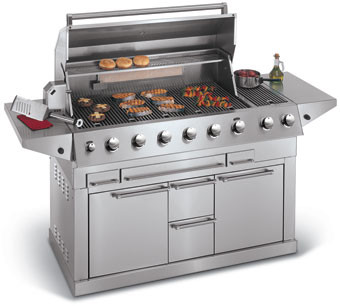 Electrolux Grill Image