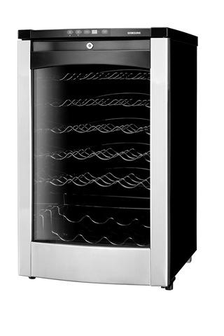 Samsung Wine Cooler Image