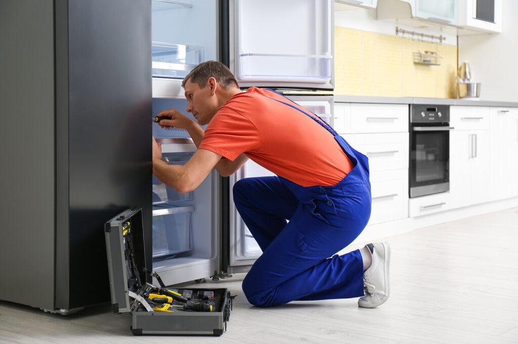 DIY Refrigerator Repair