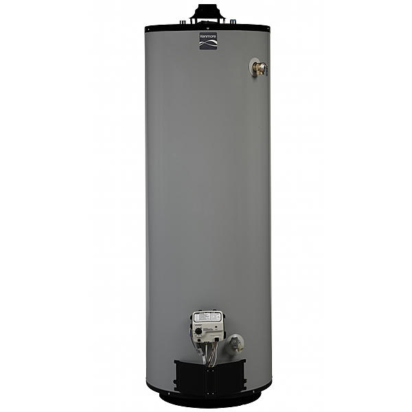 Kenmore Gas Heater Image