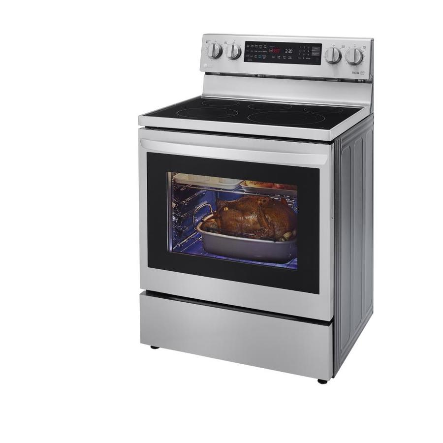 LG Electronics Convection Oven Image