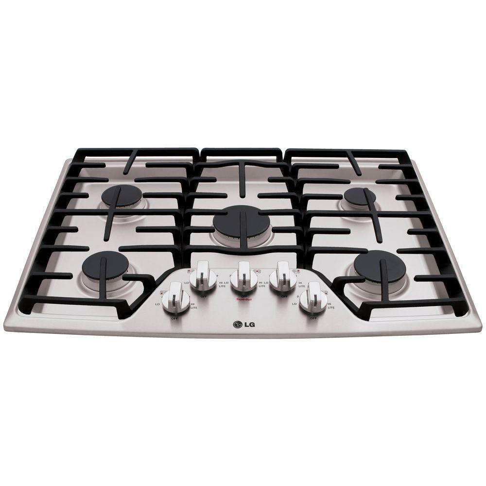 LG Electronics Cooktop Image
