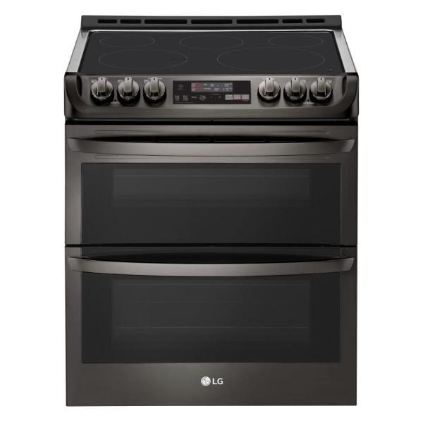 LG Electronics Double Oven Image