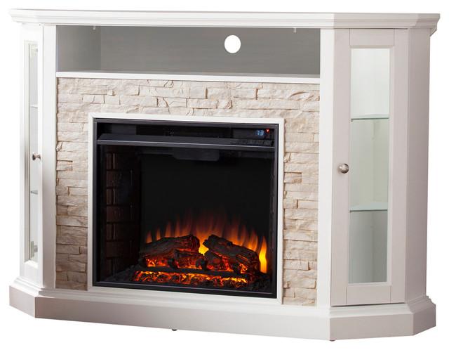 LG Electronics Indoor Fireplace Image