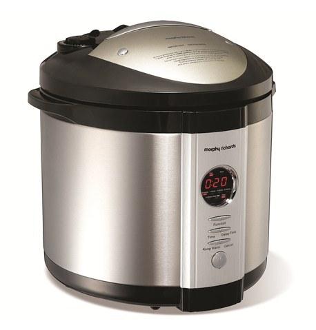 Morphy Richards Electric Pressure Cooker Image