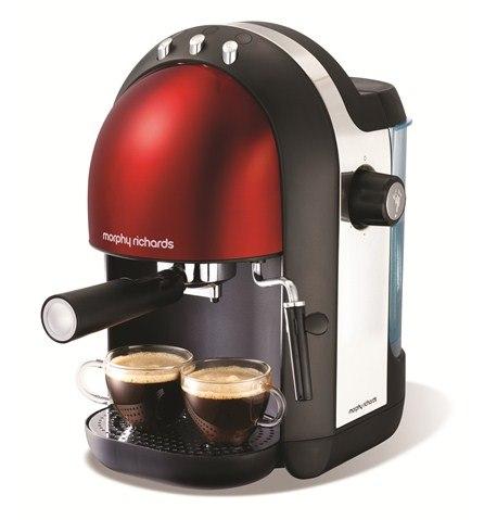 Morphy Richards Espresso Maker Image